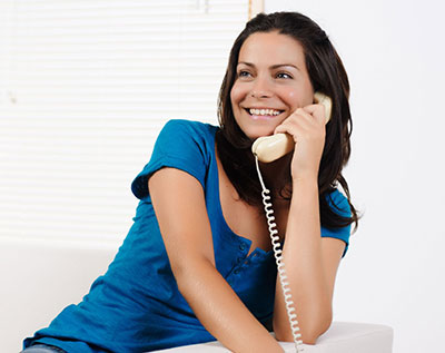 Residential telephone service from MMU